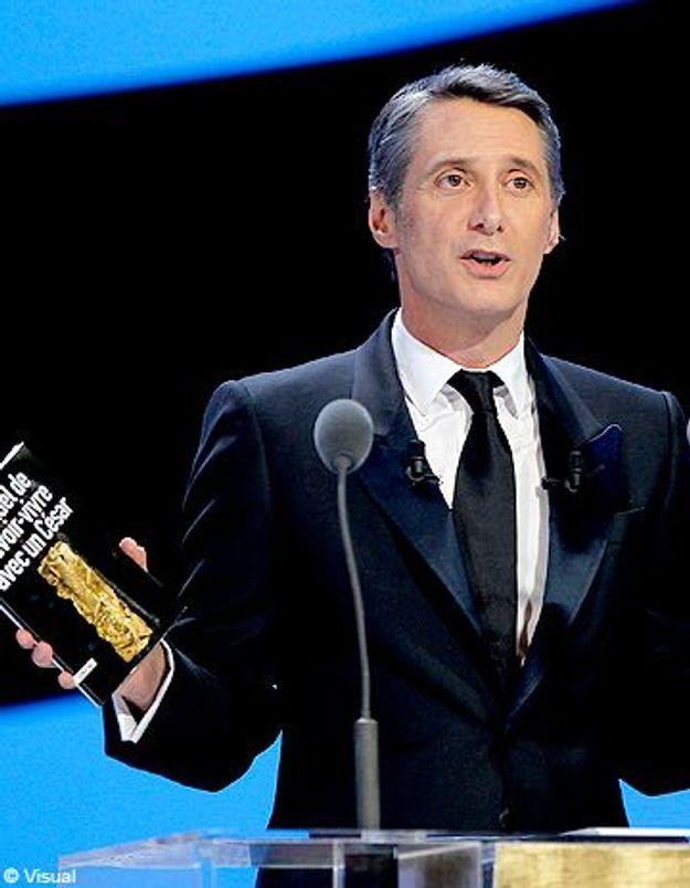 Antoine de Caunes, maître de cérémonie des César 2012