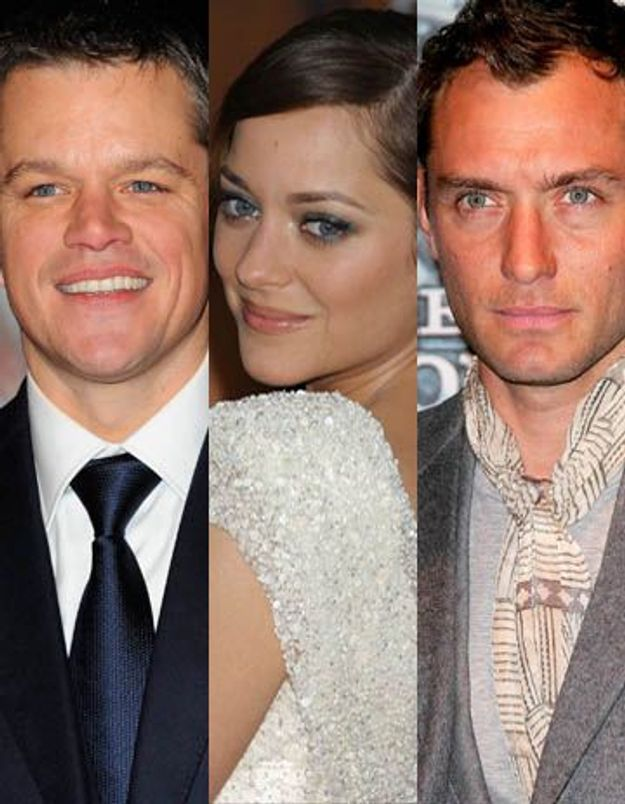 Après Johnny Depp, Marion Cotillard séduit Jude Law