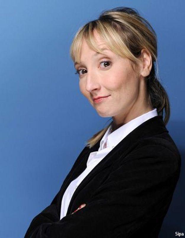 """Audrey Lamy : """"J'ai très envie de travailler avec Alexandra"""""""