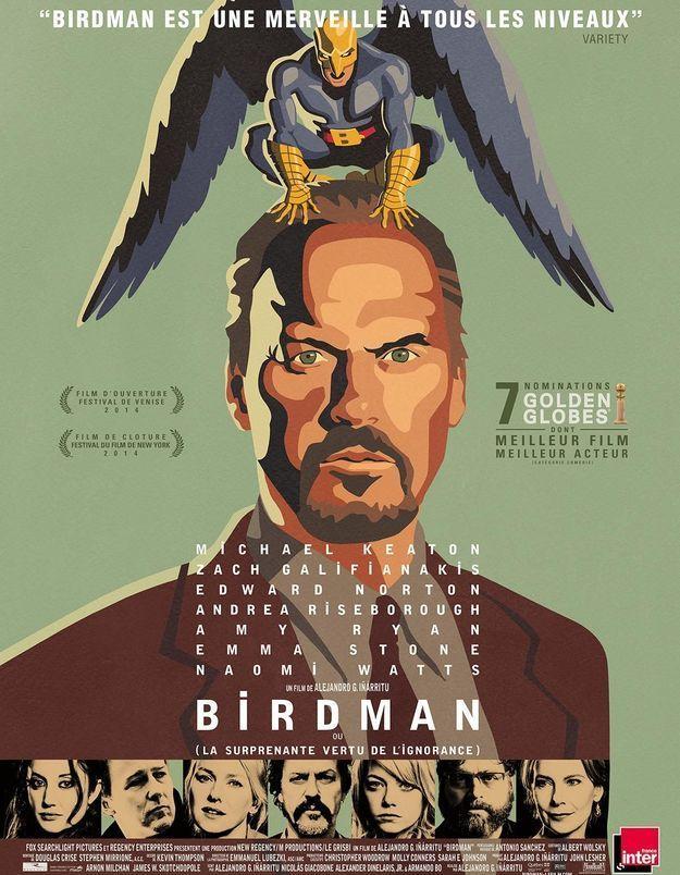 « Birdman » : pourquoi le film oscarisé est une réussite