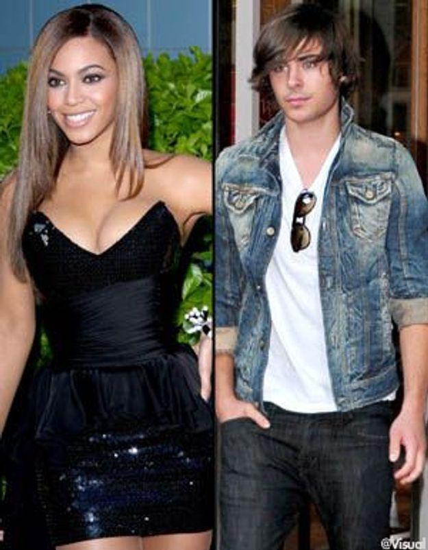 Box-office : Beyoncé plus sexy que Zac Efron