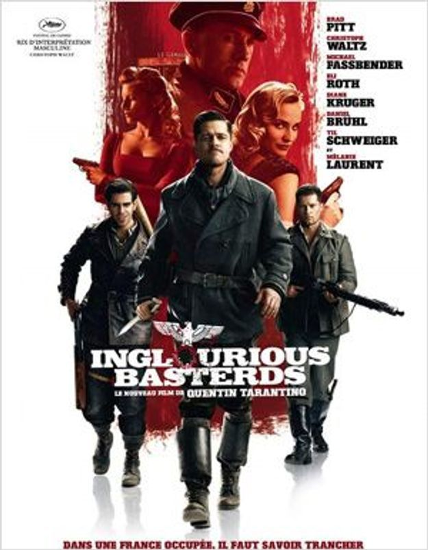 "Box-office : les ""Basterds"" de Tarantino cartonnent !"