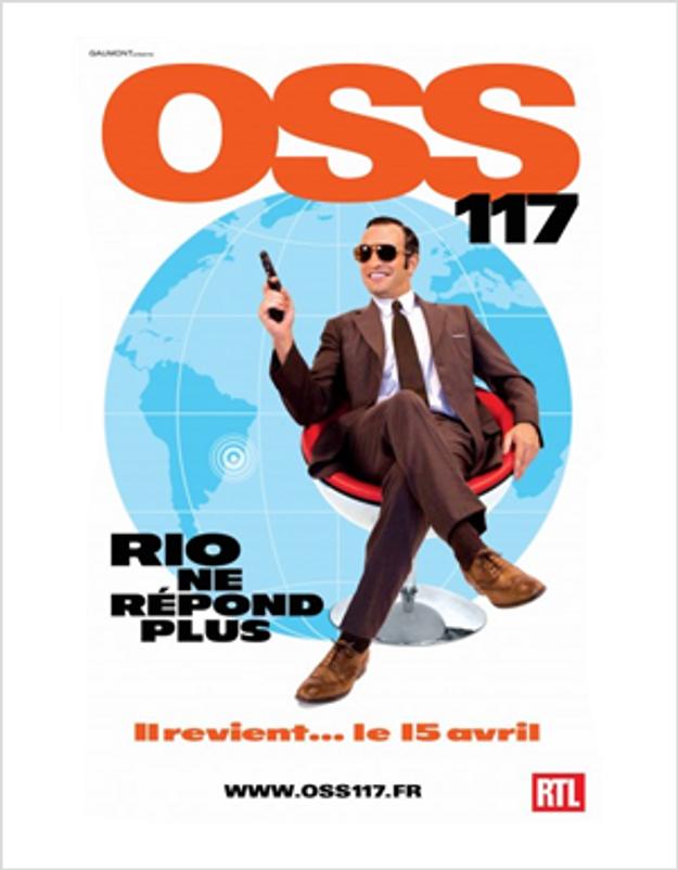 Box-office : « OSS 117 » toujours en tête
