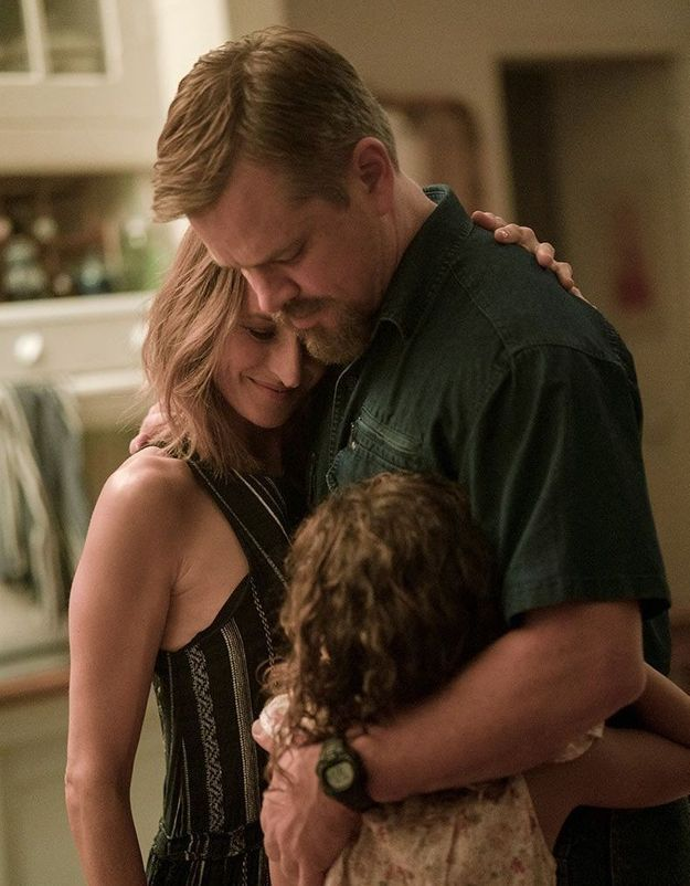 Camille Cottin face à Matt Damon dans les premières images du film « Stillwater »