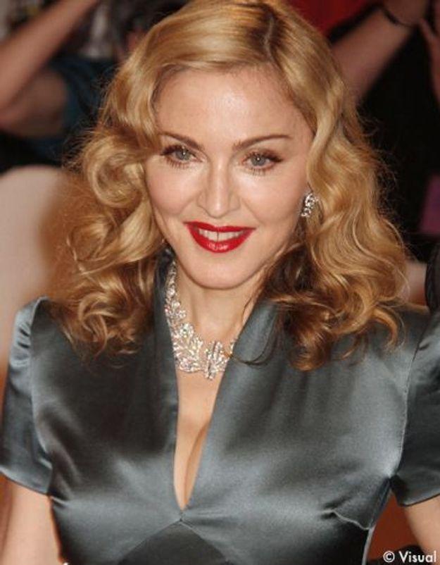 Cannes 2011 : Madonna animera ce soir le gala de l'AmfAR