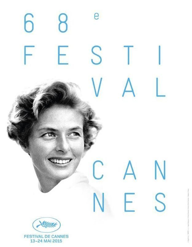 Cannes 2015 : devinez qui est l'actrice honorée sur l'affiche