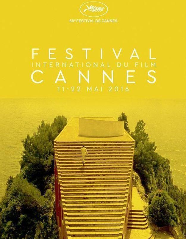 Cannes 2016 : l'affiche du 69e Festival enfin dévoilée !