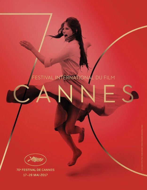 Cannes 2017 : l'affiche du Festival fait hurler les internautes