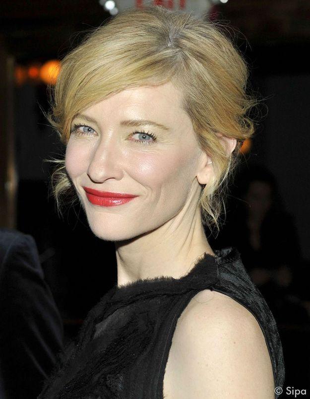 Cate Blanchett, nouvelle muse de Woody Allen ?
