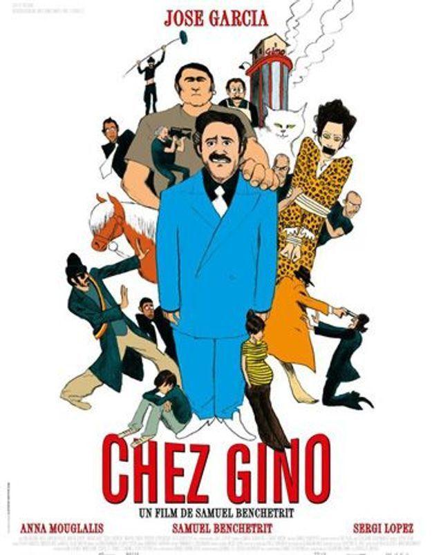 Cinq bonnes raisons d'aller voir « Chez Gino »