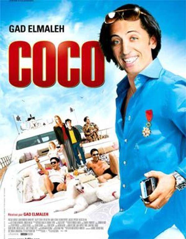 « Coco » de Gad Elmaleh, le Dany Boon 2009 ?