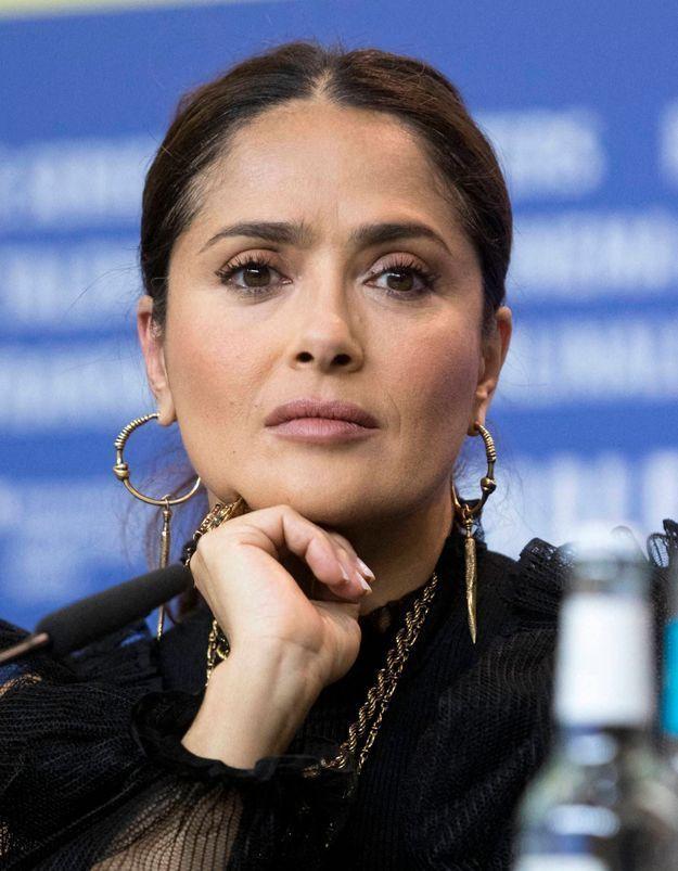 Salma Hayek raconte avec humour son audition ratée pour le film « Matrix »