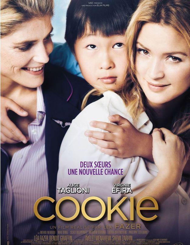 « Cookie » : la bande-annonce du nouveau film d'Alice Taglioni et Virginie Efira
