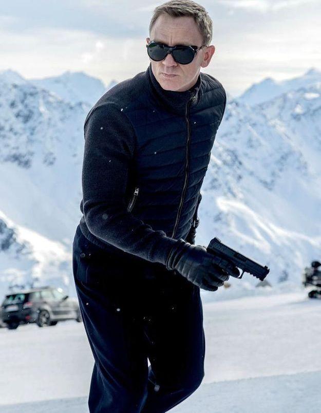 Daniel Craig veut conserver le costume de James Bond