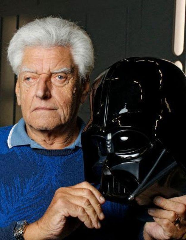 Dave Prowse : l'acteur qui incarne Dark Vador dans Star Wars est mort