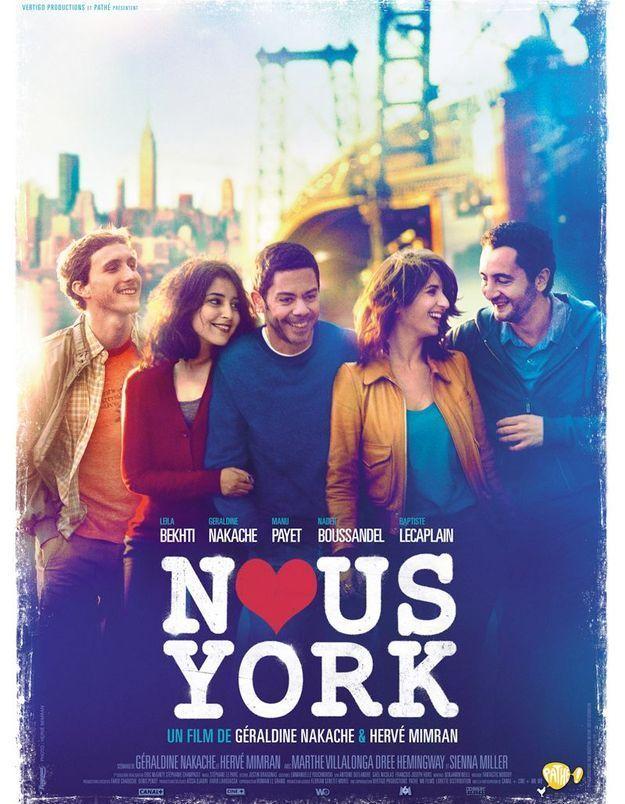 Découvrez la bande annonce de « Nous York »