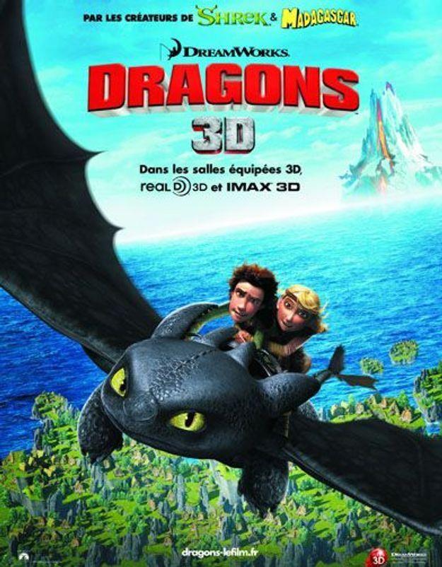 Dragons : J'y vais, j'y vais pas ?
