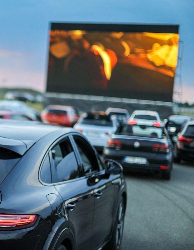 Drive-in, plein air, bateau : le cinéma dans tous ses états