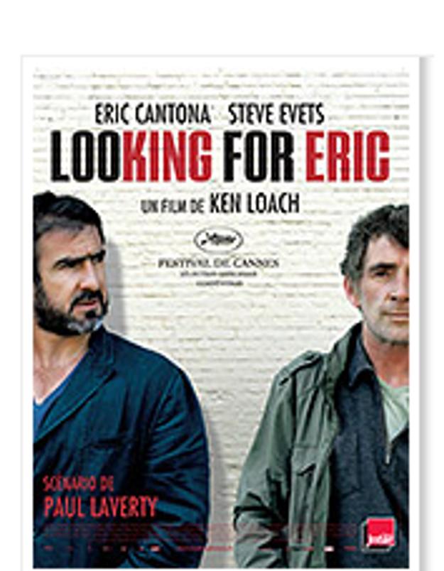 """E-zabel : """"J'ai vu Looking for Eric de Ken Loach"""""""