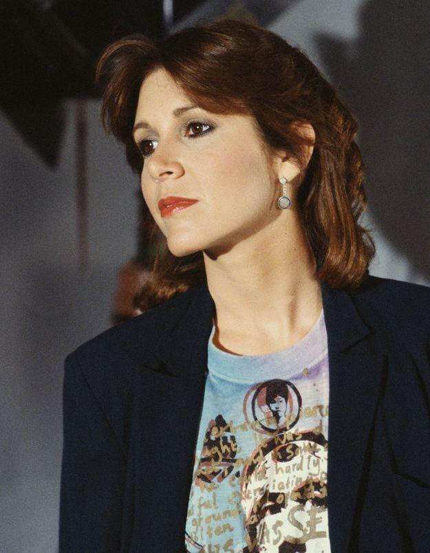 Ecoutez Carrie Fisher parler de Star Wars en français