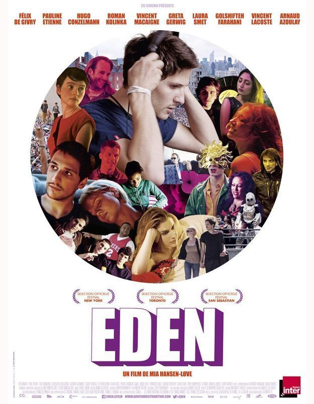 Eden : 3 raisons d'aller voir le film de Mia Hansen-Løve