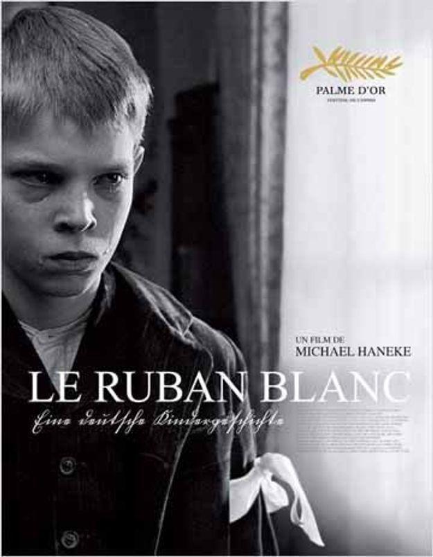 """ELLE adore """"Le ruban blanc"""" de Michael Haneke"""