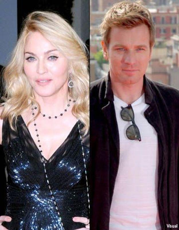Ewan McGregor ne tournera pas pour Madonna