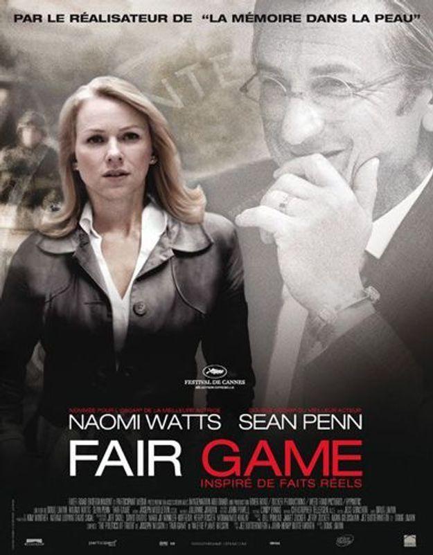 « Fair Game » : J'y vais / j'y vais pas ?