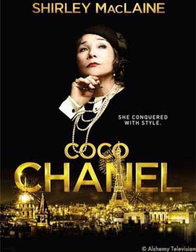 France 2 diffuse un téléfilm sur Coco Chanel