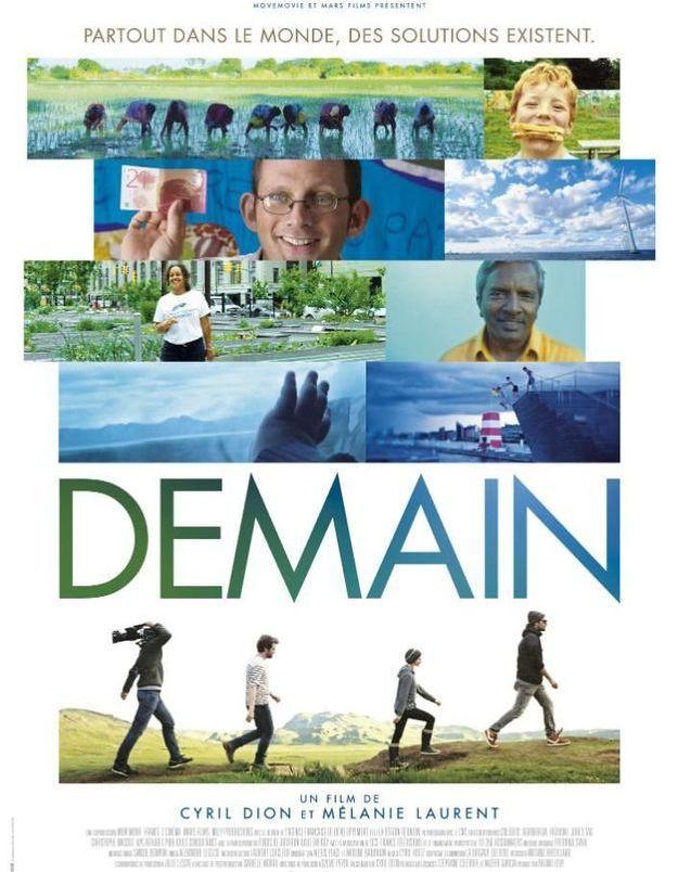 Gagnez des places pour le film « Demain » de Mélanie Laurent et Cyril Dion