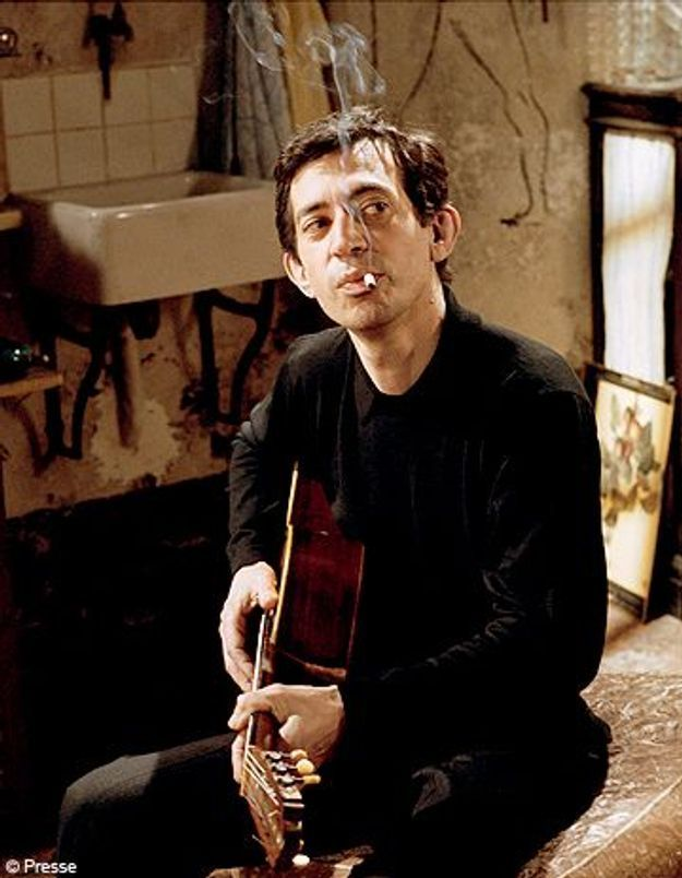 « Gainsbourg (Vie héroïque) » : interview d'Eric Elmosnino