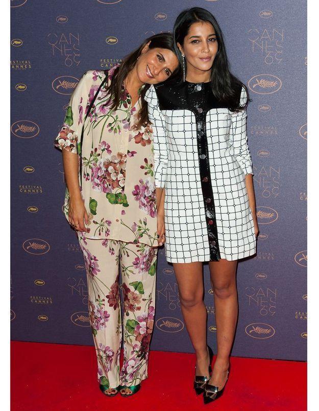 Géraldine Nakache et Leïla Bekhti : le cliché qui prouve que leur amitié n'est pas du cinéma