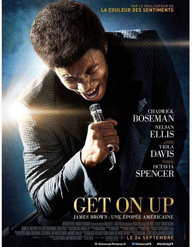 « Get On Up » : prêt pour la course aux Oscars 2015 ?