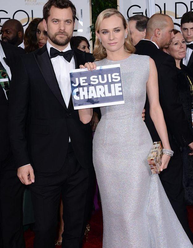 Golden Globes 2015 : Hollywood est Charlie