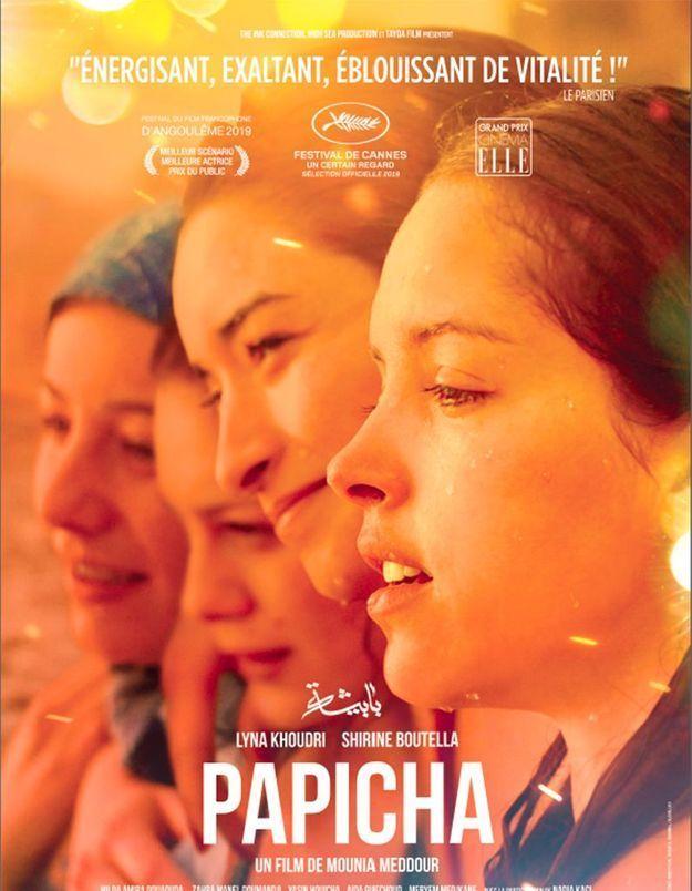 Grand Prix Cinéma ELLE avec La Mer : Papicha sacré meilleur film !