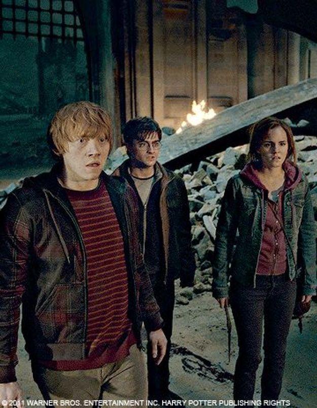 Harry Potter devient la saga la plus lucrative du cinéma