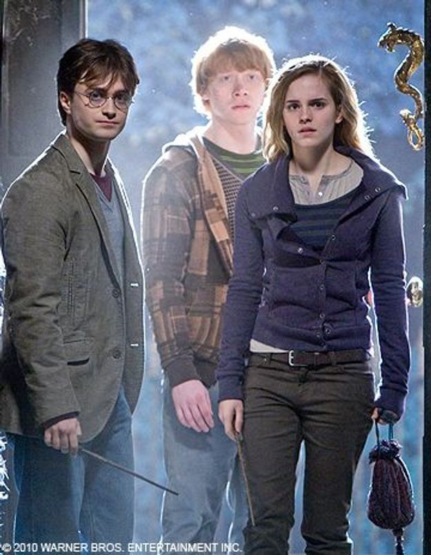 Harry Potter piraté, un extrait circule sur internet