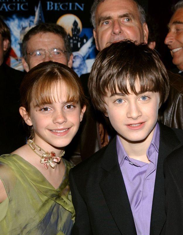 Harry Potter : voici les premières auditions des acteurs, en vidéos restaurées