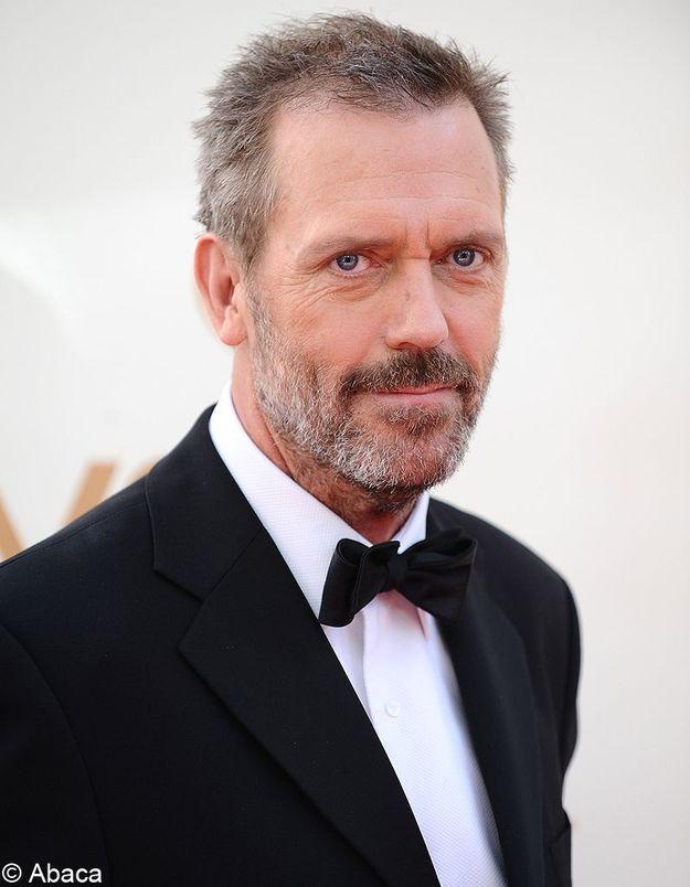 Hugh Laurie : il aura un rôle de méchant dans « Robocop »