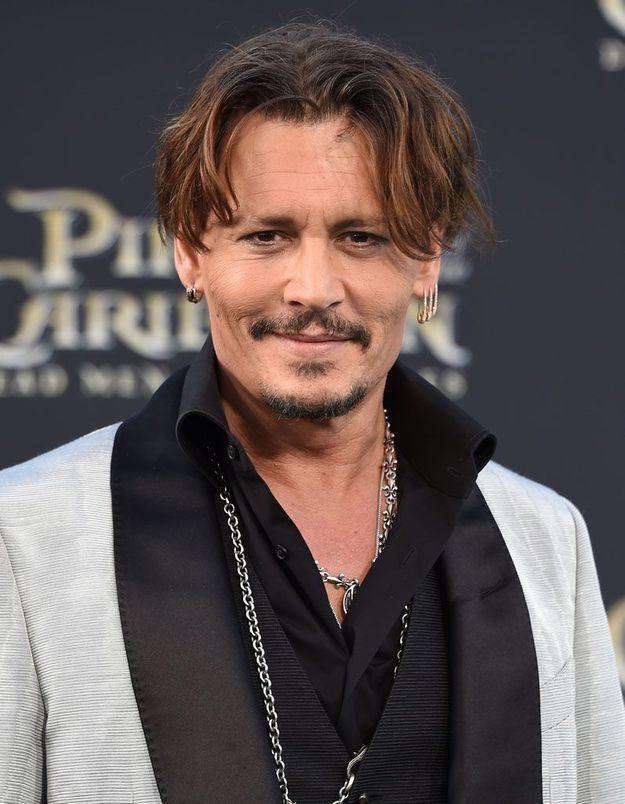 Incroyablement amaigri, Johnny Depp est méconnaissable