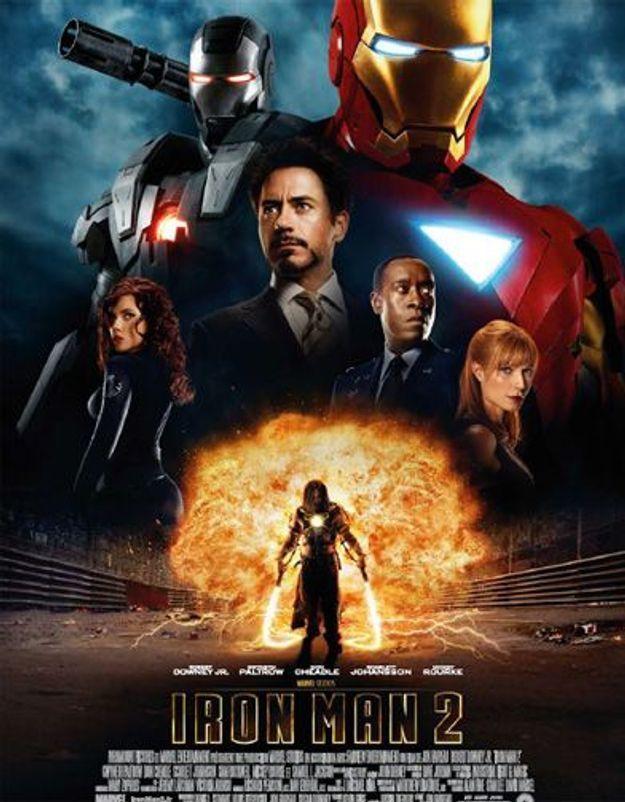 """Iron Man 2"", j'y vais, j'y vais pas ?"