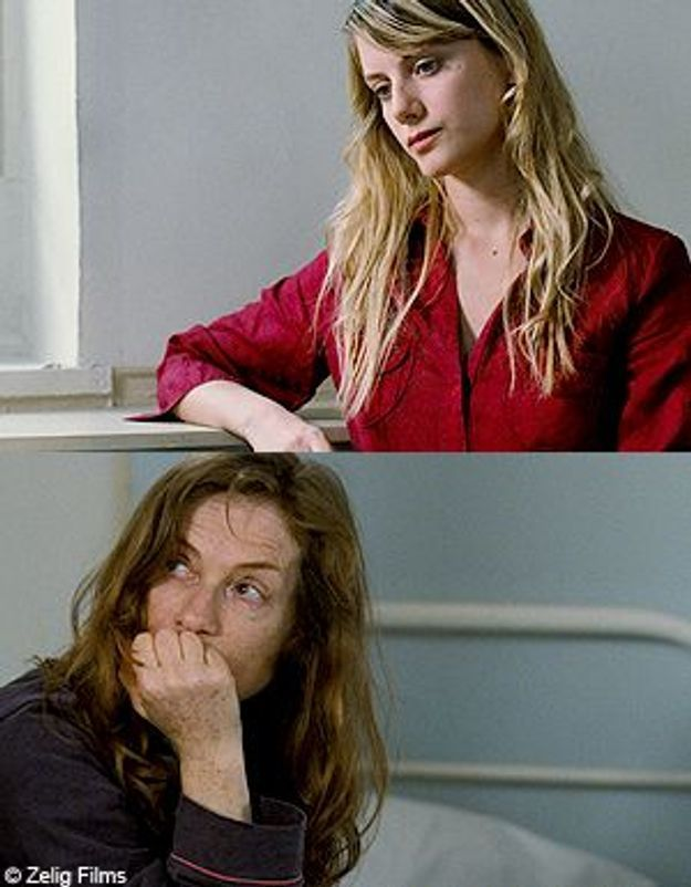 Isabelle Huppert / Mélanie Laurent : une relation malsaine