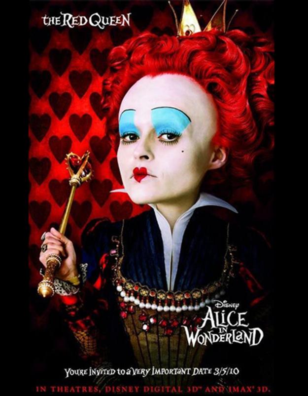 J'y vais ? J'y vais pas ? « Alice au Pays des Merveilles » de Tim Burton