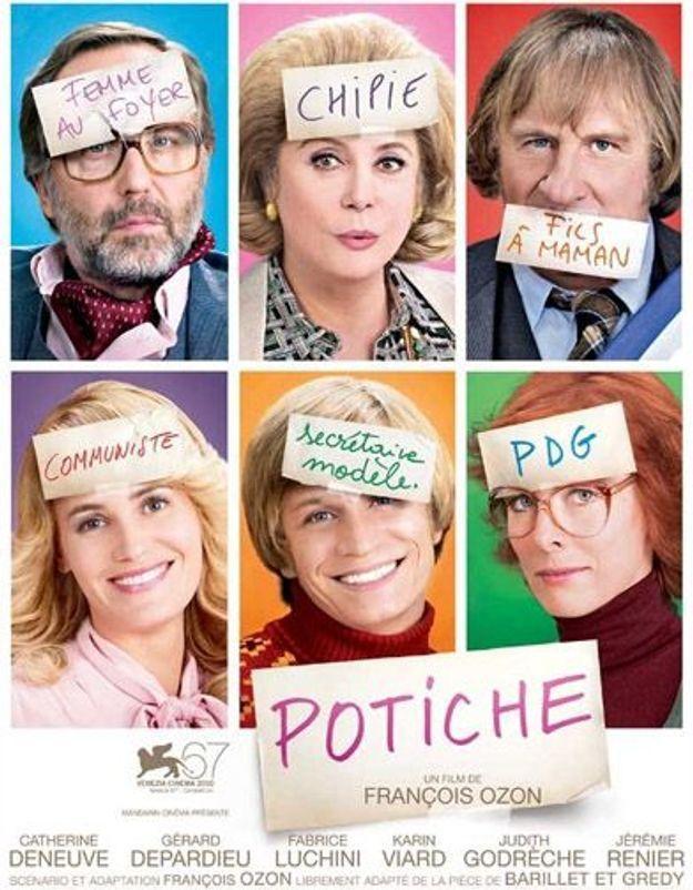 J'y vais / J'y vais pas : « Potiche » de François Ozon