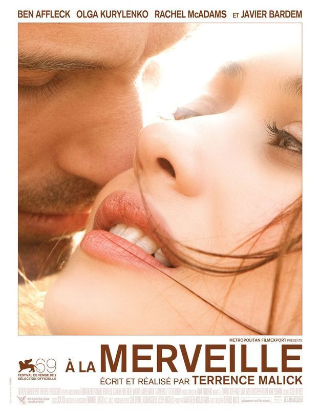 « A la merveille » : l'ode à l'amour de Terrence Malick