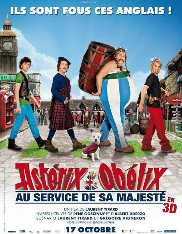 « Astérix & Obélix : au service de sa Majesté » : un film bien sympathix !