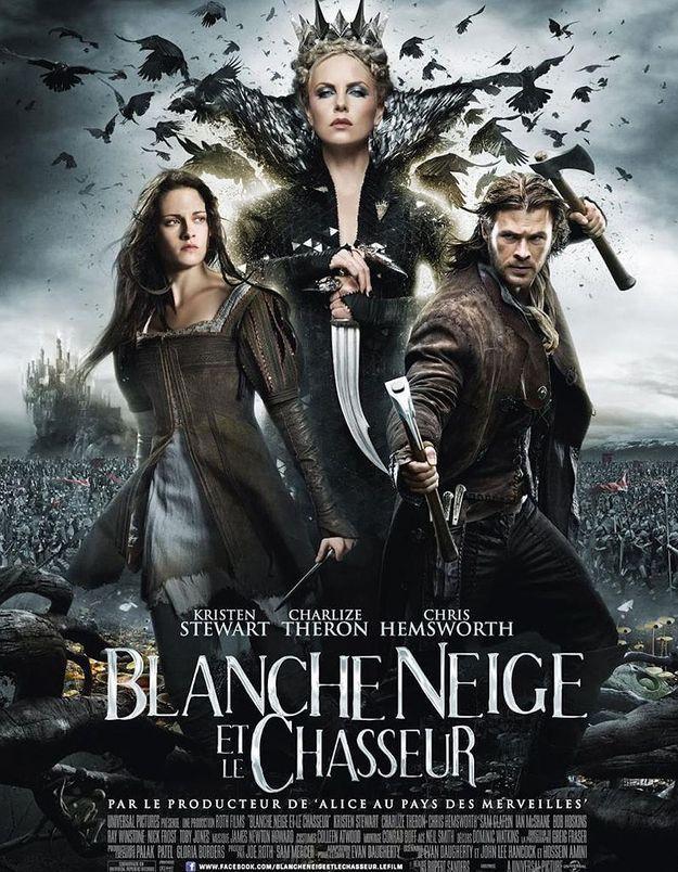 « Blanche-Neige et le Chasseur » : j'y vais pour Charlize Theron, sublime sorcière maléfique