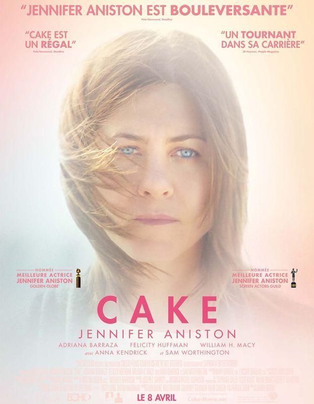 « Cake » : Jennifer Aniston nous bouleverse enfin au cinéma