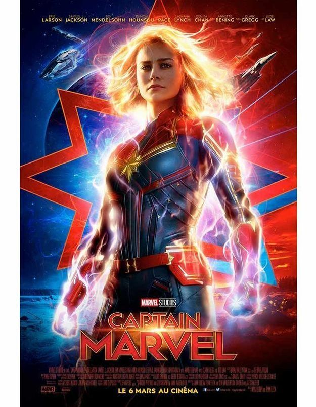 Captain Marvel : 3 raisons de faire connaissance avec la super-héroïne Marvel