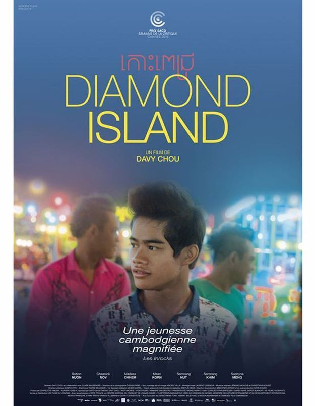Diamond Island: un teen movie cruel et drôle